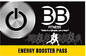 Energy booster pass