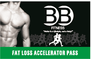 Fat loss accelerator pass