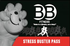 Stress buster pass